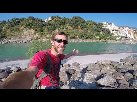 I SWAM IN THE GANGES RIVER IN INDIA (Bad Idea?)