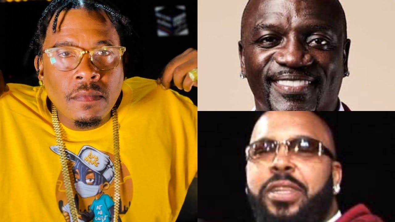 "Spider Loc Reacts ""Akon Claims Suge Pressed Charges on his Body Guard"" SNITCHUATION ALERT!"