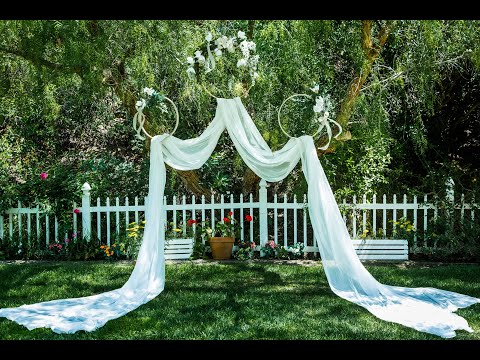 DIY Wedding Arbor with Ken Wingard - Home & Family