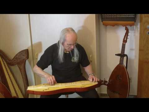 GREENSLEEVES WITH DULCIMER