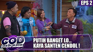 Kelar Dah... Daus Udah Mau Kabur Malah Dipanggil Komeng!!! | Comedy Ok Deh | Eps.2 | (1/3)