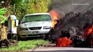 Hawaii Volcano Lava Flow Doing Major Damage