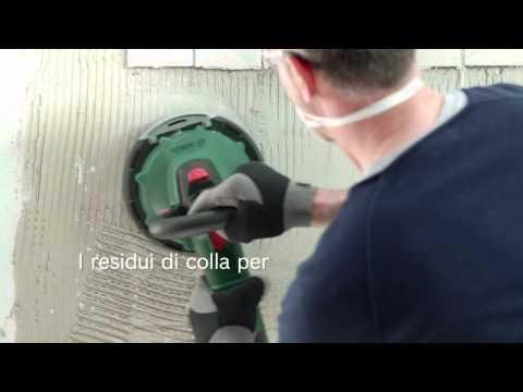 Sistema di lavorazione per pareti bosch pwr 180 ce youtube - Sistema di aerazione per casa ...