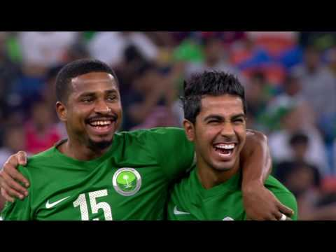 Saudi Arabia vs Australia (2018 FIFA World Cup Qualifiers)