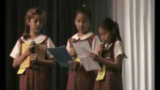Smart Kids from Nawattaphume International School (German Day at Payap University)