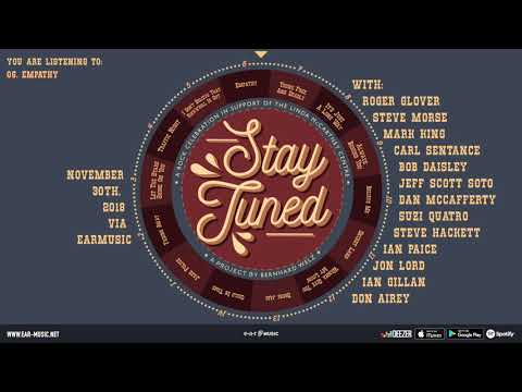 """""""Stay Tuned"""" Official Pre-Listening - Bernhard Welz, Ian Gillan, Steve Morse, Mark King and more"""