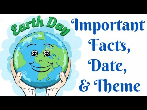 World Earth Day 2018 ; Theme, Dates and Important Facts Hindi | विश्व पृथ्वी दिवस २०१८