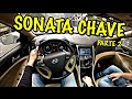 Sonata Com Interior Caramelo | Carro De Malandro | Part 2 | ChavÃo13 video