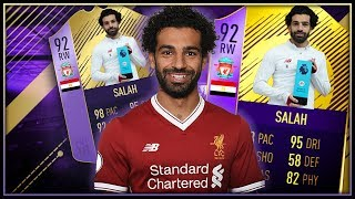 POTM SALAH 92 REVIEW - Lohnt sich die SBC ? FIFA 18 ULTIMATE TEAM