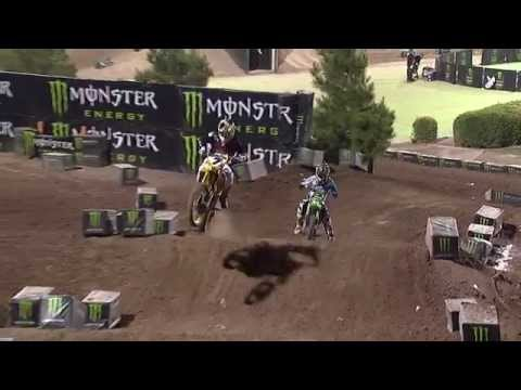 Monster Energy Cup 2014 - Ricky Carmichael Talks About the 2014 Track Design