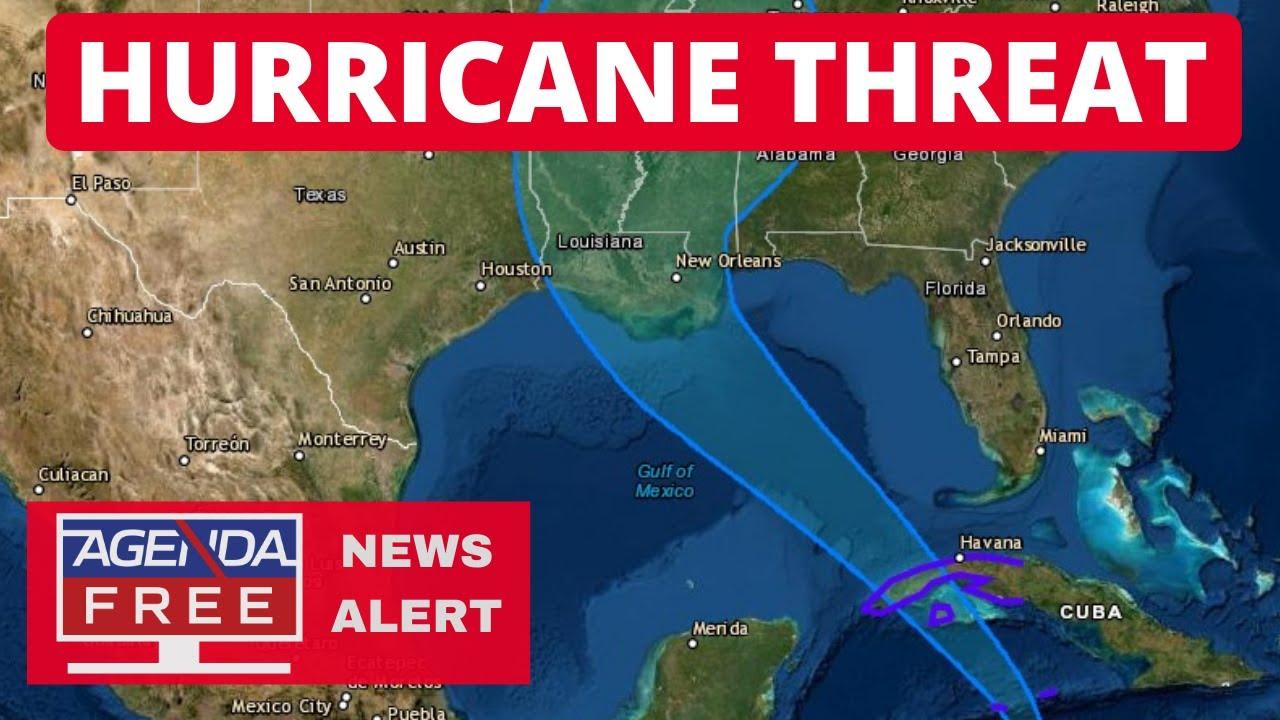 Ida could reach Louisiana as a major hurricane