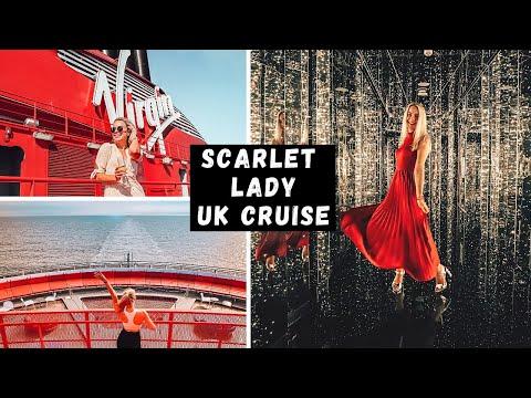 Download Virgin Voyages Scarlet Lady Cruise Ship Vlog