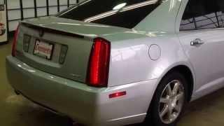 Cadillac STS 2009 Videos