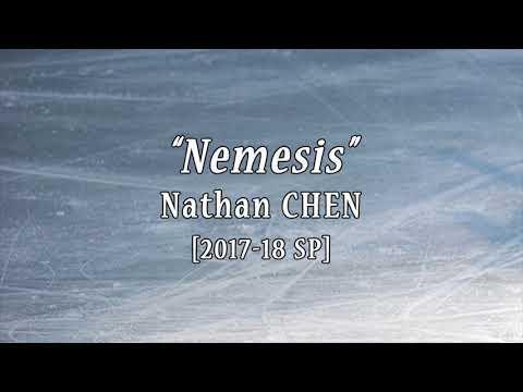 "Nathan Chen ""Nemesis"" [17-18 SP Music]"
