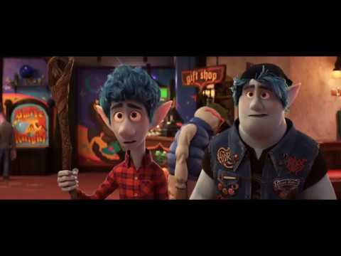 ONWARD  The Manticore Clip   Disney Pixar UK