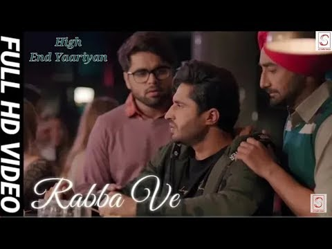 Rabba Ve Song | B Praak | High End Yaariyan | Rabva Ve | Rabba Whatsapp Status