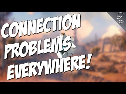 Connection Problems Are Rampant! It's Time For A Fix!