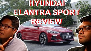 Hyundai Elantra Sport Review: A League of Its Own