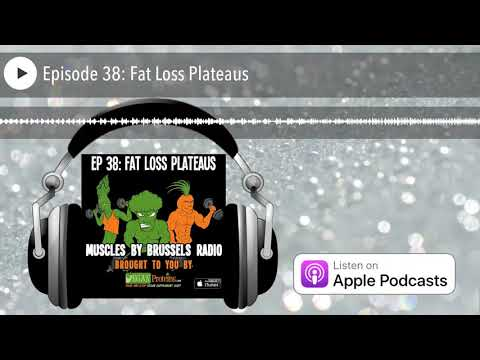 Muscles by Brussels Radio | Episode 38: Fat Loss Plateaus