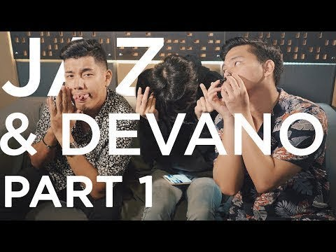 Asal Usul karir bernyanyi Jaz dan Devano