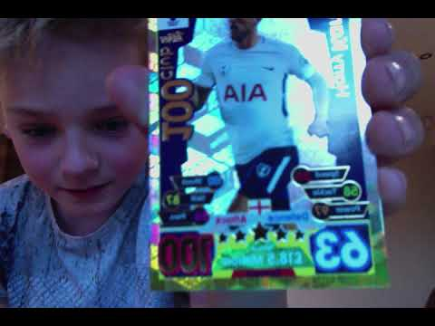 Match Attax 5 packet opening challenge - 2 x 100 Club WARNING !!!!