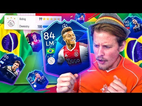 THE BEST TOTKS CARD?! 84 TEAM OF THE KNOCKOUT STAGE NERES PLAYER REVIEW! FIFA 19 Ultimate Team