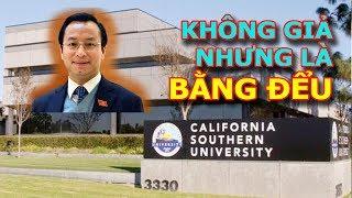 Sự thật bằng tiến sĩ của ông Nguyễn Xuân Anh - Không giả nhưng là bằng đểu