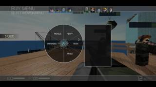 Mi Primer Video   Roblox CS:GO #1   Hola Soy FKIOS