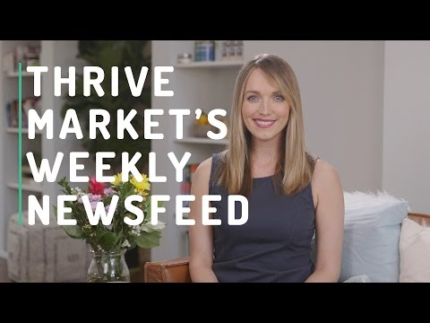 Thrive Weekly Feed: Organic Produce, French Food Donation, and More!