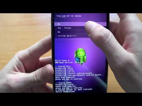 Restaurar Samsung Galaxy S4 a Rom Fábrica (Android 4.4.2)