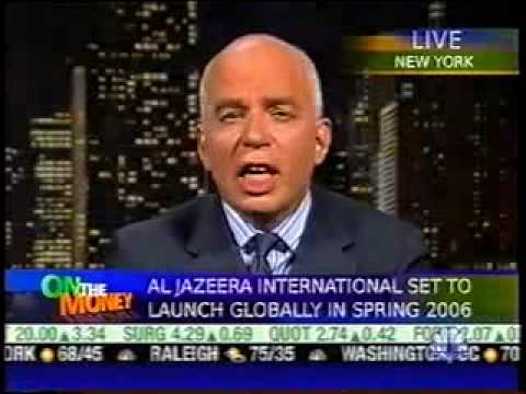 2. Dylan Ratigan interviews Paul Levinson & Michael Wolff about Al Jazeera in USA