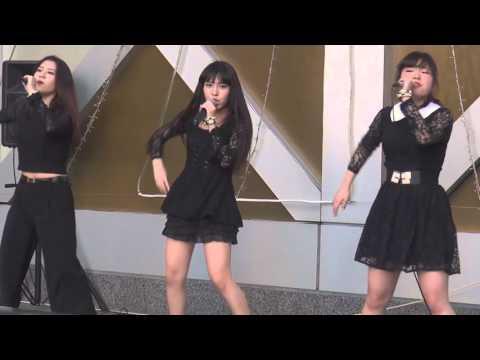 BLACKDOLL「Wonder Woman (安室奈美恵 feat.AI & 土屋アンナ)」2016/02/28 あべのAステージ