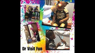 The Good Babies Visit Have Fun at the Drs office