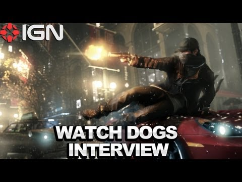 Exclusive Watch Dogs E3 2012 Interview - IGN