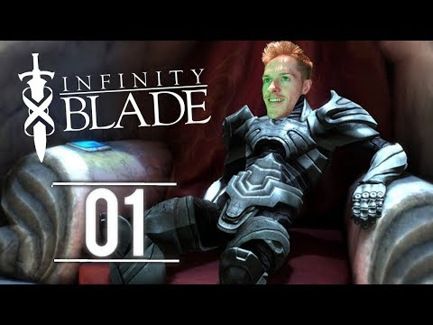 Infinity Blade 2 - Best Mobile Game Ever Made?!?  - Part 1