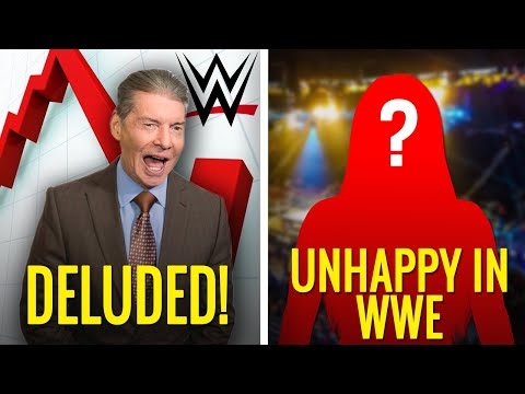 WWE Thinks 'ALL IS FINE' With Abysmal Ratings! WWE Wrestler Unhappy! Wrestling News