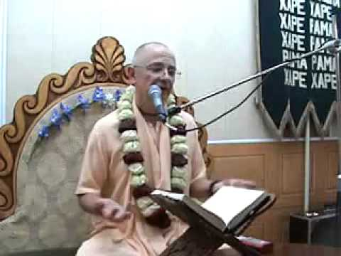 Шримад Бхагаватам 3.6.31 - Бхакти Вигьяна Госвами
