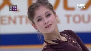 Julia Lipnitskaia SP 2016 Rostelecom Cup