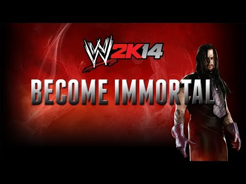 "WWE 2K14 - Debut Trailer ""Become Immortal"" - 0 - WWE 2K14 – Debut Trailer ""Become Immortal"""