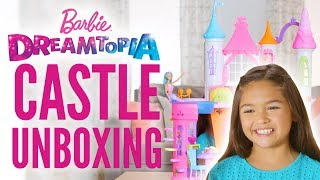 A Sweet Unboxing for Barbie™ Dreamtopia Sweetville™ Castle | Dreamtopia | Barbie