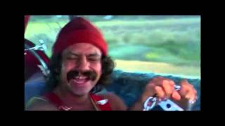 Cheech and Chong: Up in Smoke Funniest Scene Uncut