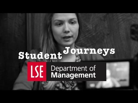 Introducing Radostina - Student Journeys: Michaelmas Term