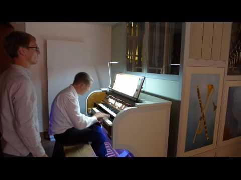 Orgeleinweihung Wannsee