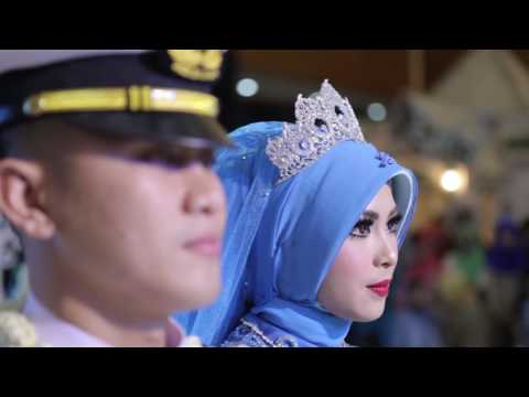 Upacara Pedang Pora TNI-AL of Icha & Samsy Wedding