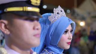 Upacara Pedang Pora TNI-AL of Icha & Samsy Wedding