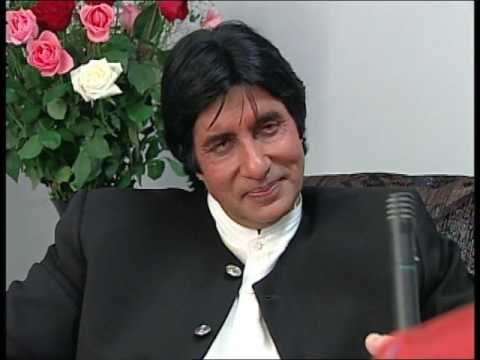 Amitabh Bachchan Interview - 1998