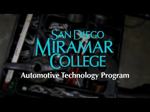 San Diego Miramar College - Automotive Technology Program