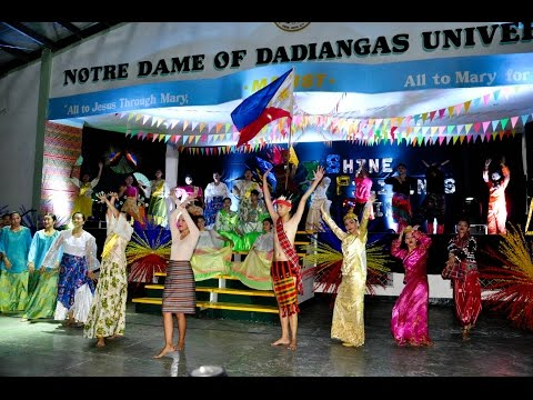Philippine Regions' Cultural Dances