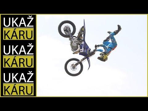 Ukaž Káru - Chceš skákat na motorce jako Libor Podmol? Tady máš návod