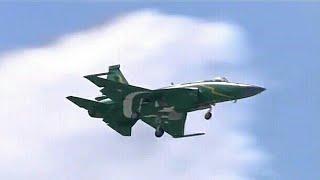 STUNNING Pakistan Air force JF-17 Thunder Display | Paris Airshow 2019